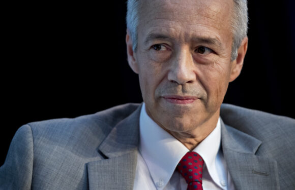 Johnson and Johnson said Thursday that Joaquin Duato will take to the job of CEO on January 3