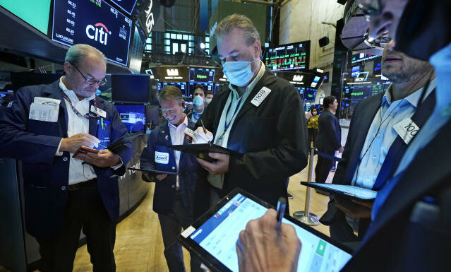 Stock market news live updates: S&P 500 ascents to record close, Dow up 272 points in front of July occupations report