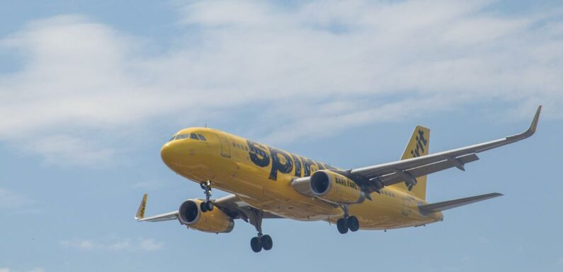 Sprit Airlines said sorry for interruptions and  wide cancellations stretch into the fourth day