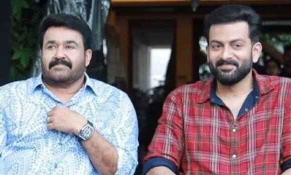 Mohanlal is Starring in the political thriller Lucifer As A Web Series In Hindi