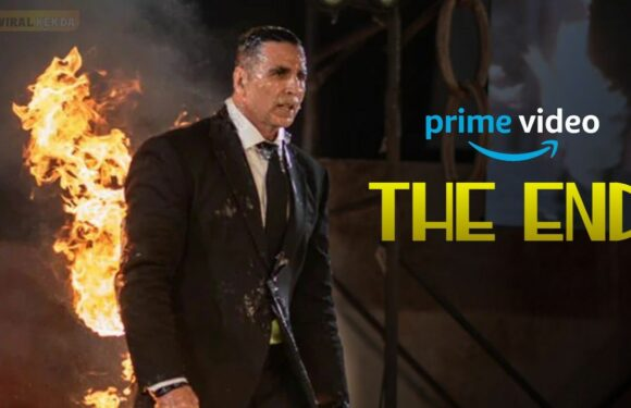Know when Akshay Kumar's enormous budget web series 'The End' will be delivered
