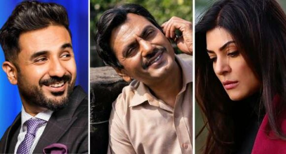 International Emmys 2021: entertainer Nawazuddin Siddiqui, stand-up comedian Vir Das and Sushmita Sen starter 'Aarya' have procured nominations this year