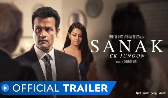 'Sanak: Ek Junoon': 'Having generally done TV, this was an invigorating change', Tasneem Ali states